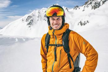 Mit Schöffel La Grave bist du für die nächste Skitour bestens ausgerüstet.