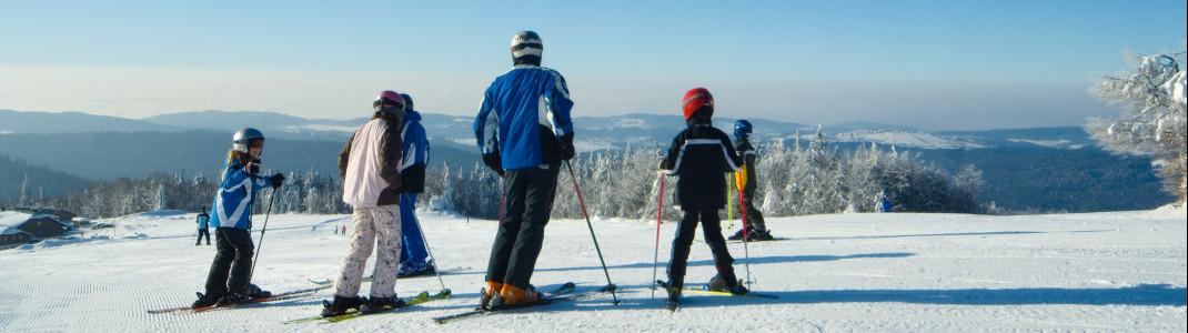 Mitterdorf ist ein Skigebiet für die ganze Familie.