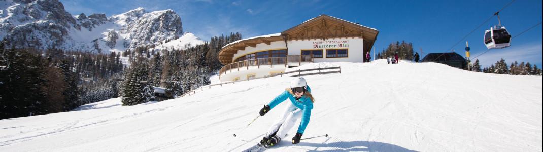 Die Muttereralm ist bereits das dritte Skigebiet der Tatry Mountain Resorts in Österreich.