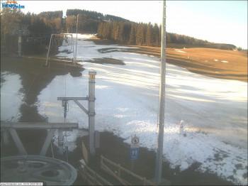 Die schlechte Schneesituation im Winter 2019/2020 hat nun Folgen für die Forsteralm.