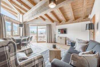 In den neuen Ferienwohnungen trifft Tradition auf Moderne