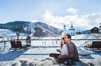 Winter in der Olympiaregion Seefeld: Traumhafte Ausblicke und zahlreiche Aktivitäten