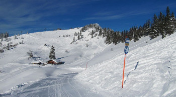 Auch wenn das Skigebiet als Schneeloch gilt, ist eine Beschneiungsanlage für einen rentablen Betrieb dringend notwendig.