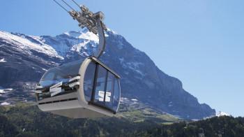 Der neue Eigerexpress in Grindelwald soll im Dezember 2020 eröffnet werden.