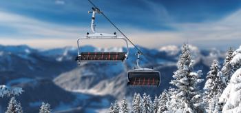 Am Spitzeck in Bad Kleinkirchheim wird eine neue Sesselbahn gebaut.