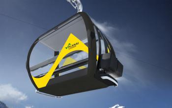 Die neue Gondelbahn auf der Planai soll im Dezember 2019 in Betrieb gehen.