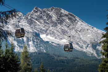 Ab 8. Juni 2019 fährt die Jennerbahn wieder bis zur Bergstation (1800m).