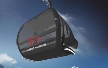 Die Sektion I der Oberen Karbahn wird bis zur Wintersaison 2019/20 fertiggestellt.
