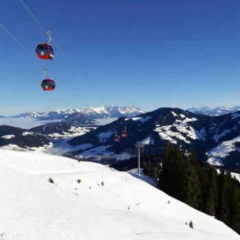 Die neue Bahn bringt Wintersportler schneller, moderner und komfortabler auf den Schatzberg.