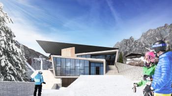 Cortina d'Ampezzo macht sich bereit für die Ski-WM 2021.