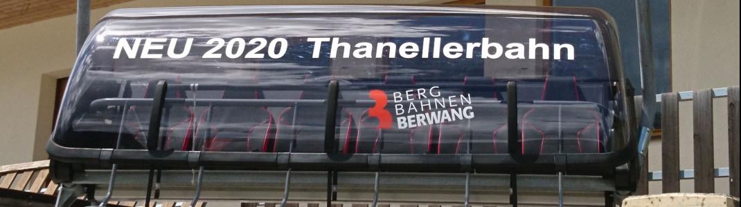 Die neue Thanellerbahn ist der nächste Schritt im Berwanger Großprojekt.