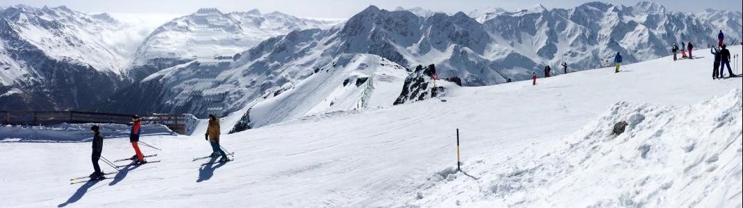 Wintersportler wollen wieder auf die Piste, sind aber noch unsicher.
