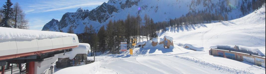 Die Skigebiete in Südtirol dürfen frühestens im März öffnen.