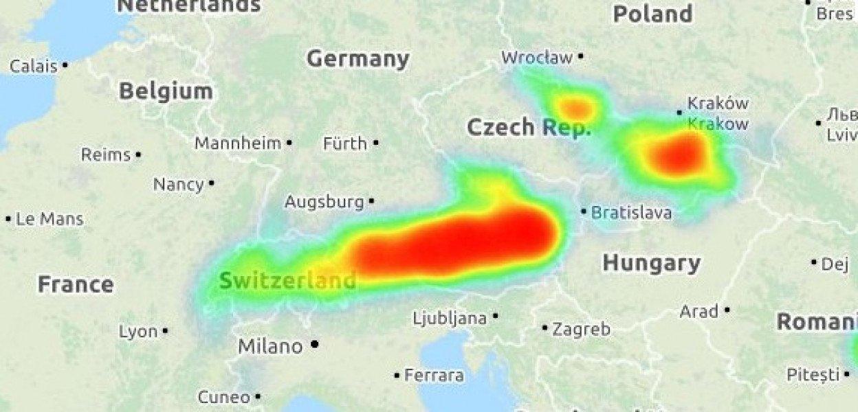 Neuschneeprognose für Mittwoch, 19. April: Heftige Schneefälle mit bis zu 50 Zentimeter erwarten Österreich.
