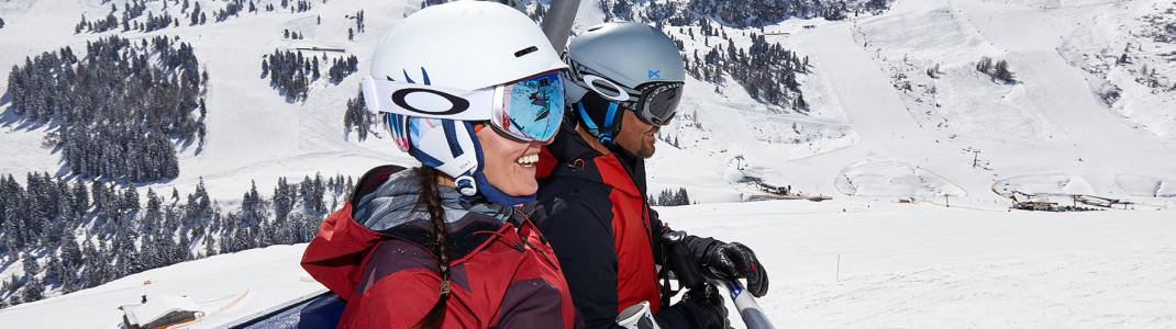 Mit neuen Bahnen auf gewohnt spektakuläre Gipfel geht's diesen Winter im Zillertal