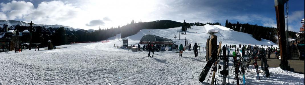 In Copper Mountain müssen Gäste vorab einen Parkplatz reservieren.