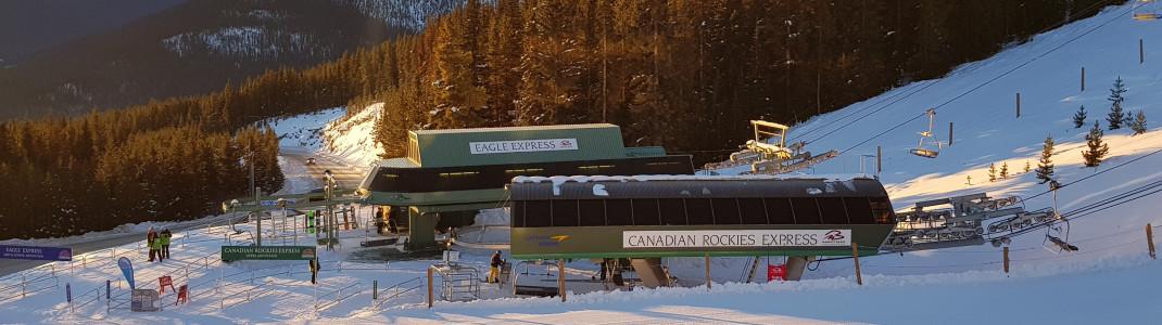 Die Skisaison in Nordamerika startet mit umfangreichen Corona-Maßnahmen.