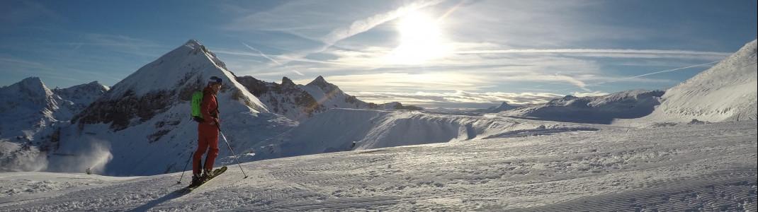 Traumwetter soll es zum Saisonstart in Obertauern geben.