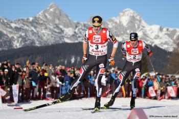 Für die Langlaufwettbewerbe war das Nordic-Sport-Zentrum Seefeld favorisiert worden.