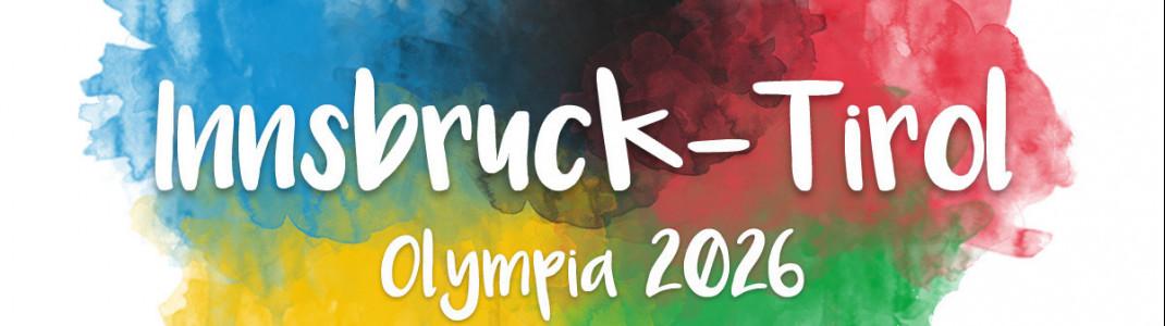 Das Logo des abgelehnten Tiroler Olympiakonzepts für die Winterspiele 2026.