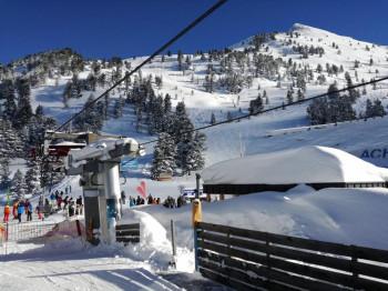 Rund 5 Meter Schnee fielen im Laufe des Winters in Hochoetz in Tirol.