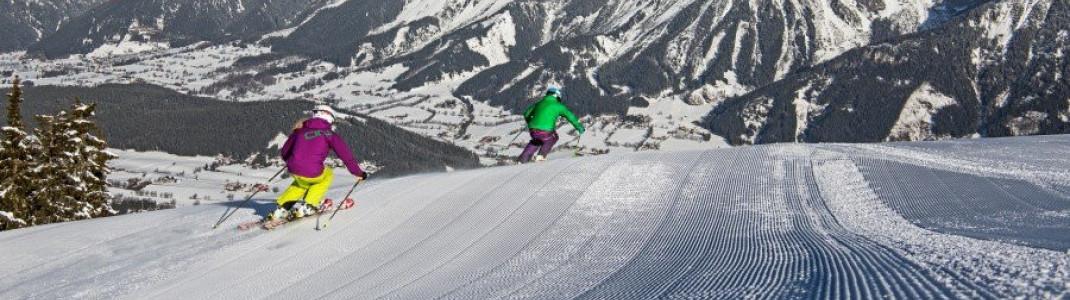 Die Planai ist Teil der 4-Berge-Skischaukel.