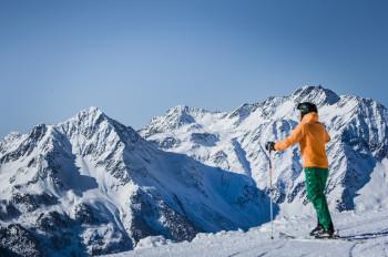 Die höchste Ermäßigung unter den Südtiroler Skigebieten bietet die Skiworld Ahrntal.