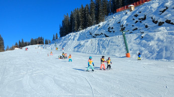 Skikurse werden auf maximal 10 Personen begrenzt.