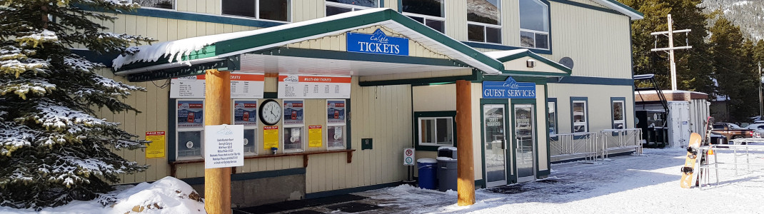 Tickets only pay off for advanced skiers.