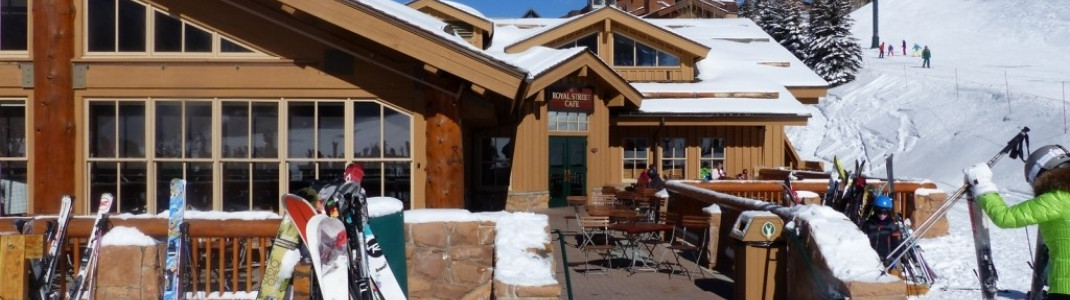 Restaurant Royal Street Cafe at Silver Lake Lodge