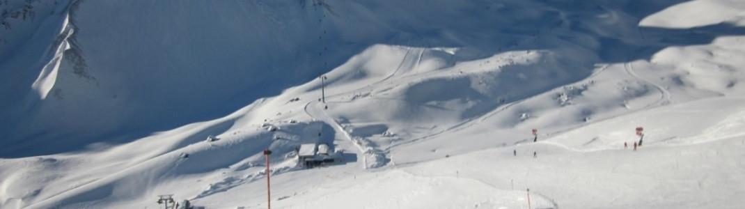 View onto the Pezidbahn lift