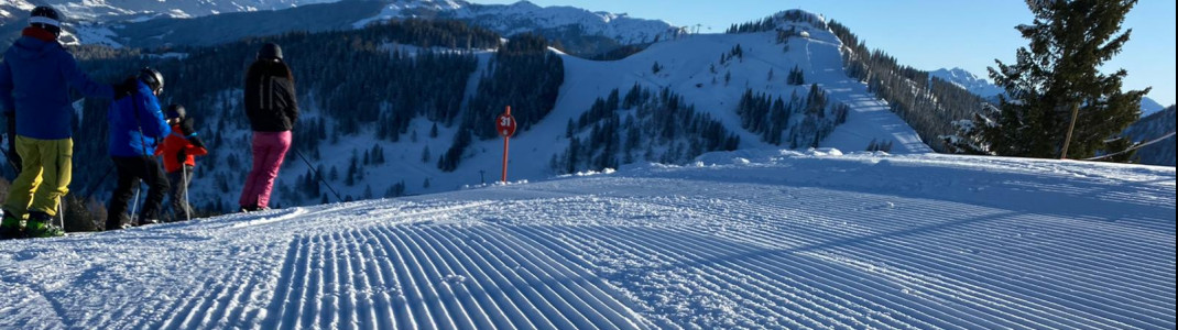 For experts there are plenty of suitable slopes at Snow Space Salzburg.