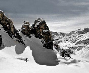 Der Arlberg ist in der Saison 2016/2017 das größte zusammenhängende Skigebiet in Österreich.