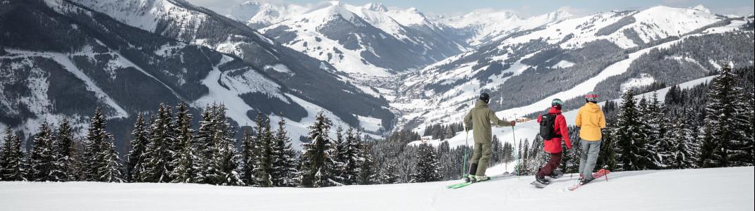 Der Skicircus zählt zu den besten Skigebieten der Welt.