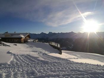 Die aktuellen Bilder aus dem Skigebiet machen Lust auf Wintersport!