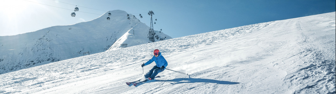 Am 12.10.2018 startet die Skisaison am Kitzsteinhorn.