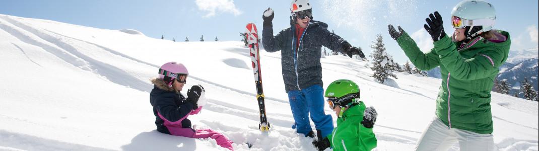 Im SalzburgerLand erwarten Familien jede Menge Spaß und Abenteuer