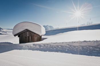 Das PillerseeTal ist die schneereichste Region Tirols.