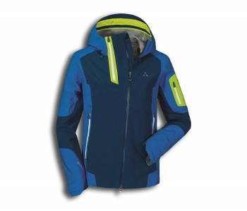 Schöffel 3L Jacket Keylong2 in blau