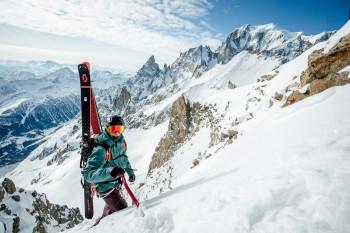 Die neue SCOTT Superguide Serie sorgt für sicheres Skifahren auch auf anspruchsvollstem Terrain.