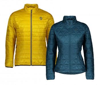 Das Highlight der SCOTT Touring-Kollektion: Die SCOTT Insuloft Superlight PL Jacket