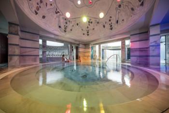 Im Römisch-Irischen Bad verschmelzen die wohltuenden Effekte der römischen Badekultur mit den Badetraditionen der Iren.