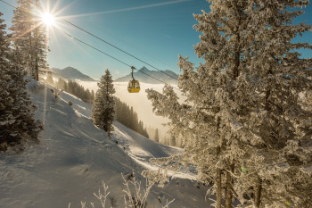 The new ski area will extend from Meiringen to Engelberg.
