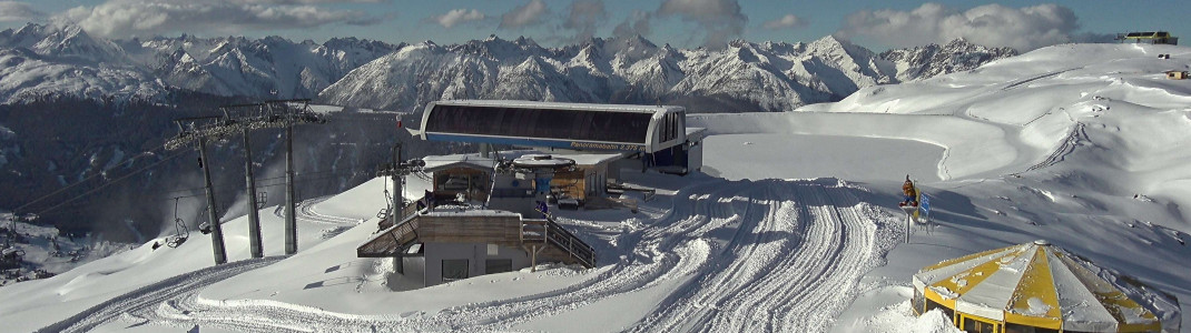 Hochzeiger is giving away free day passes for its early start to the 2019-2020 season.