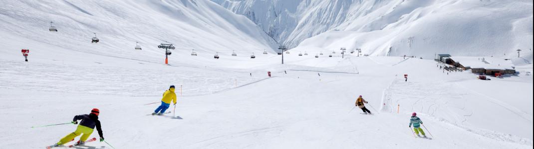 Serfaus-Fiss-Ladis gibt Corona-Richtlinien für die nächste Skisaison bekannt.