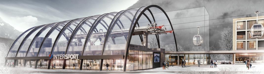 Die Valisera Bahn in Silvretta Montafon wird komplett erneuert.
