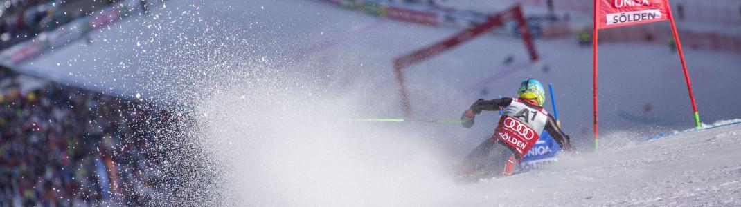 In Sölden erwartet die Riesenslalom-Spezialisten einer der schwersten Weltcuphänge ihrer Disziplin.