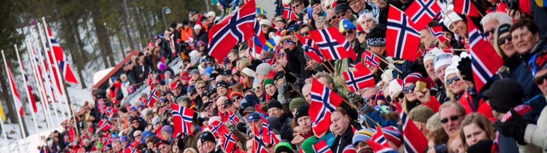 In Oslo sind die Slalomspezialisten am 1. Januar zu Gast.