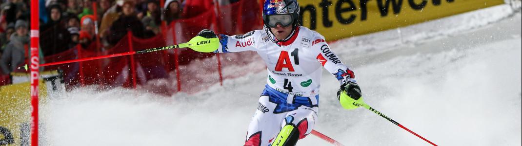 Zählt zu den großen Favoriten auf den Gesamtweltcup: Alexis Pinturault aus Frankreich.