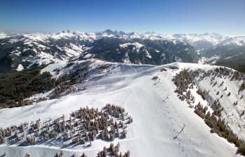 Die Skischaukel Dorfgastein-Großarl bietet 70 Pistenkilometer.